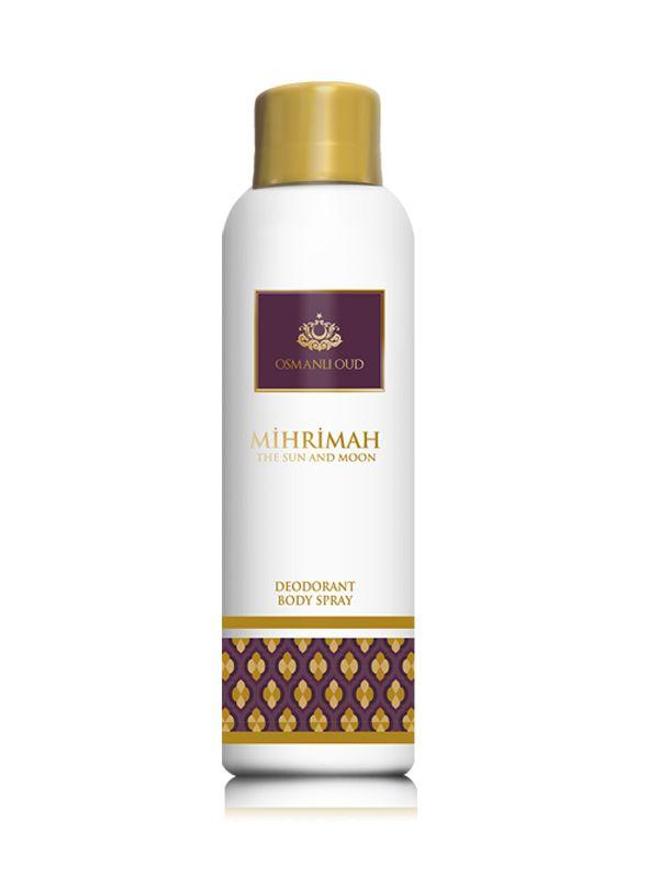 Mihrimah Deodorant